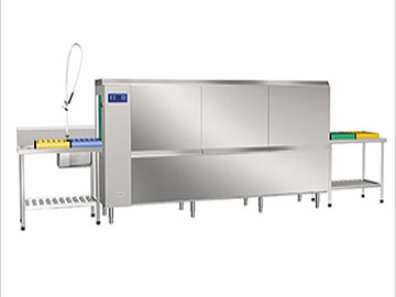WD400型标准连续式洗碗碟机