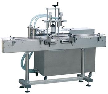 直线式双头液体灌装机 RGG2T-1G型