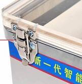 茶叶真空包装机不锈钢拉扣