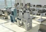 台式真空包装机相关设备展厅