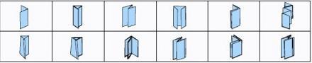 说明书折纸机折纸效果