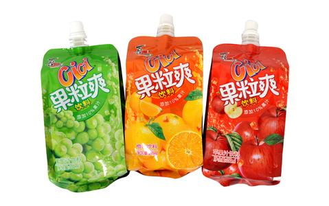 橙汁灌装样品