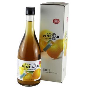 柠檬醋灌装样品
