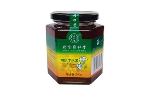 蜂蜜膏灌装样品