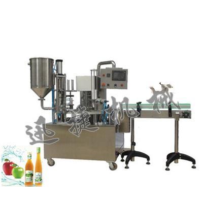 全自动苹果醋灌装机
