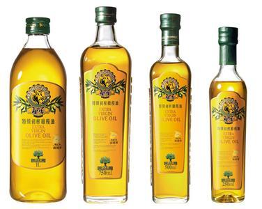 橄榄油灌装样品