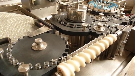 全自动螺杆式粉剂灌装机生产细节