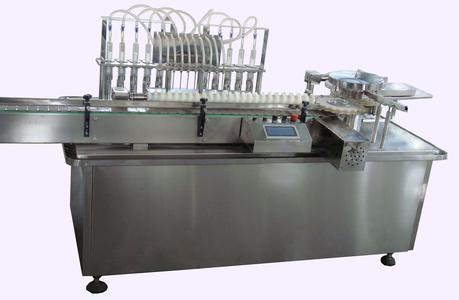 单机使用的全自动螺杆式粉剂灌装机