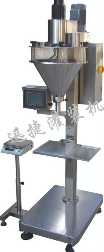 立式淀粉定量灌装机