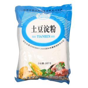 土豆淀粉灌装样品