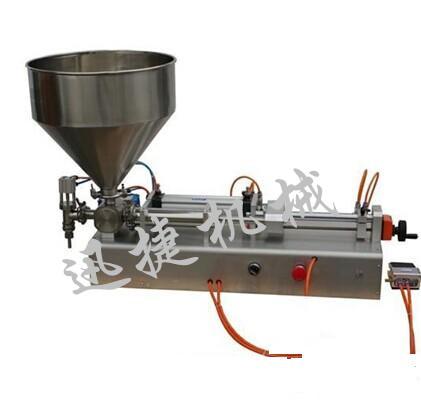 膏体定量灌装机