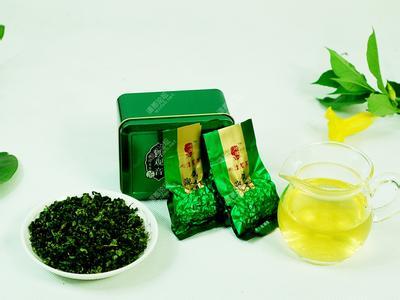茶叶灌装效果