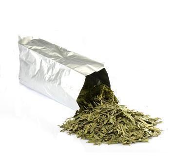 茶叶定量灌装样品