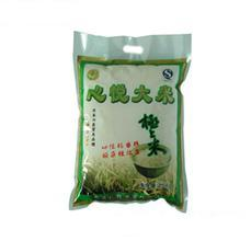 大米定量灌装效果