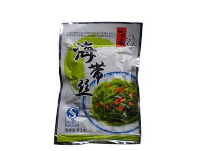 泡菜真空包装样品