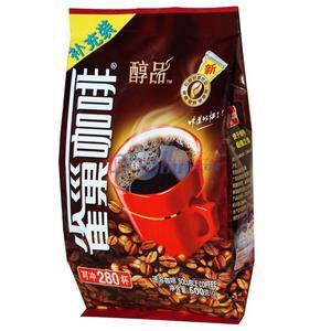 袋装咖啡包装效果