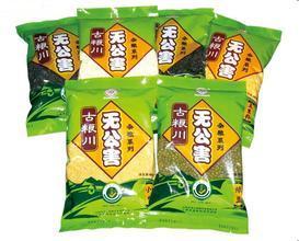 杂粮颗粒包装样品