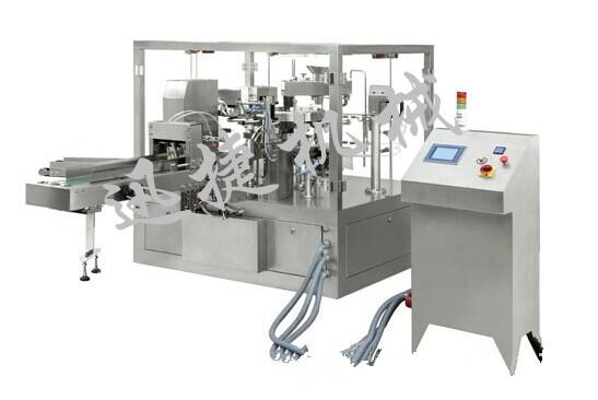 智能化高速粉末包装机