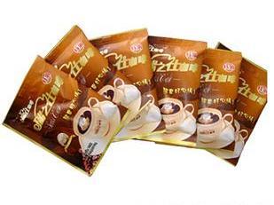 咖啡粉包装案例
