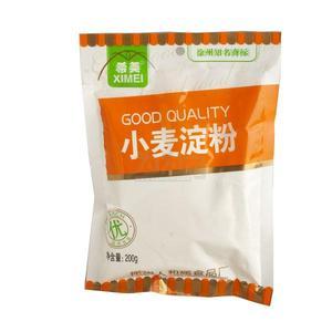 小麦淀粉自动包装效果