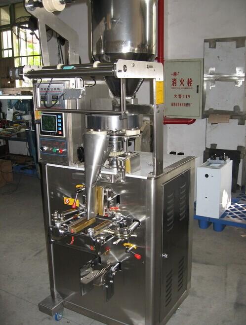 淀粉自动包装机生产车间