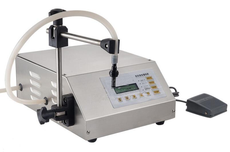 小型定量海霸泵眼药水灌装机